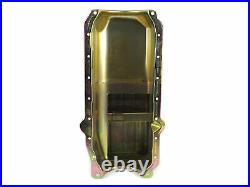 Canton 15-200T Small Block Chevy Early Corvette Oil Pan 1 Piece Seal Blemished