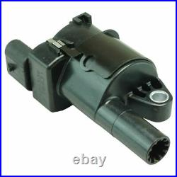 Delphi GN10165 Round Ignition Coil Set of 8 for Chevy GMC Cadillac Pontiac Buick