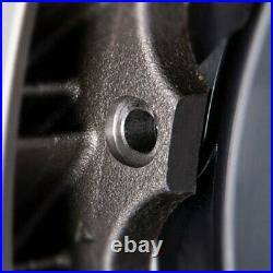 For Chevy Corvette 06-13 AeroRotor Drilled 2-Piece Front Driver Side Brake Rotor