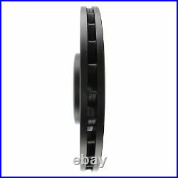 For Chevy Corvette 06-13 Sport Slotted 1-Piece Front Driver Side Brake Rotor