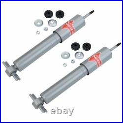KYB 4 Piece Gas-a-Just Front & Rear Shock Absorber Set Kit for Chevy Corvette