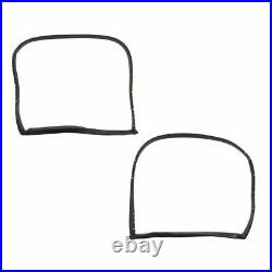 Weatherstrip Seal Kit 12 Piece Set for 69-72 Chevy Corvette Coupe with T-Top New